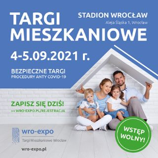 Targi Mieszkaniowe na Stadionie Wrocław