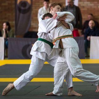 Mistrzostwa Dolnego Śląska w judo