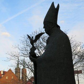 Monumento a Boleslaw Kominek en Wroclaw