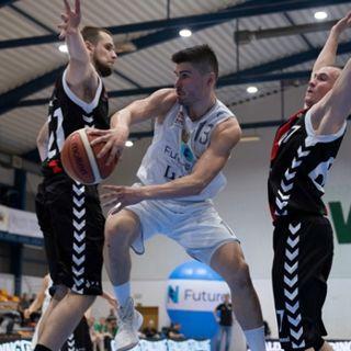 Koszykówka mężczyzn: FutureNet Śląsk Wrocław vs. Górnik Wałbrzych