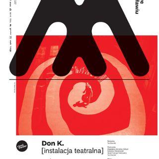 Spektakl: Don K.