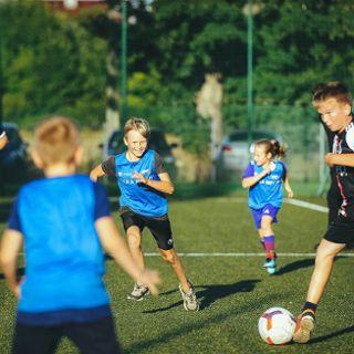Bezpłatne zajęcia piłkarskie dla dzieci i młodzieży