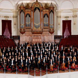 Koncert Royal Concertgebouw Orchestra w NFM