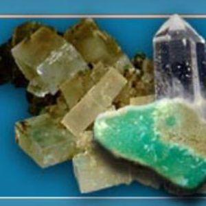 Muzeum Mineralogiczne. Wystawy stałe przy ul. Cybulskiego