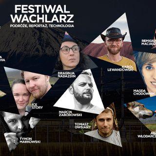 Festiwal Wachlarz, czyli podróże, reportaż oraz technologia w przyszłości