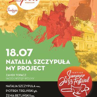 Natalia Szczypuła MY Project