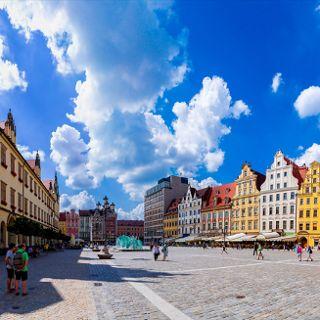 Rynek in Wrocław