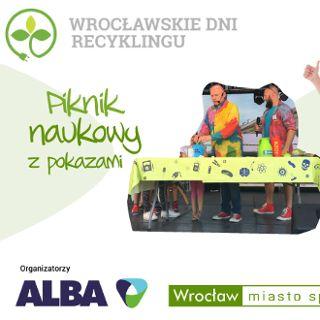 Piknik w ramach Wrocławskich Dni Recyclingu