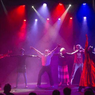 Spektakl muzyczny: Pożegnanie z Bogiem w Imparcie