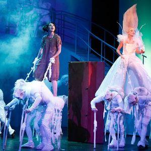 """Spektakl: """"Czarnoksiężnik z Krainy Oz"""" w Capitolu"""