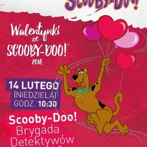 Walentynki ze Scooby-Doo w Heliosie