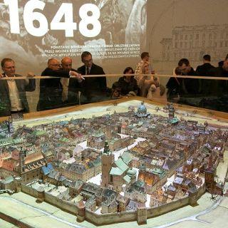 Panorama Plastyczna Dawnego Lwowa - Hala Stulecia