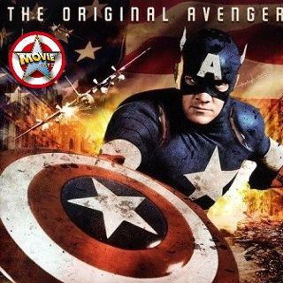 Oryginalna, pierwsza tarcza Kapitana Ameryki w MovieGate
