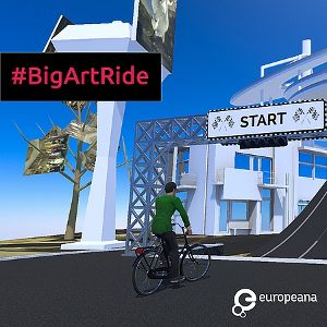 #BigArtRide we Wrocławiu