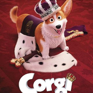 Corgi, psiak Królowej (dubbing)