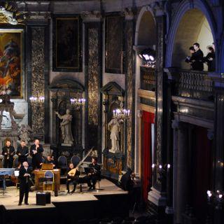 Koncert: Monteverdi – Nieszpory
