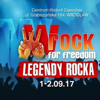 Festiwal wROCK for Freedom 2017
