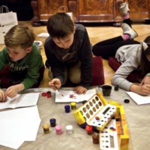 Warsztaty dla dzieci: Pożegnanie z poddaszem