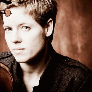 Isabelle Faust i Il Giardino Armonico w NFM