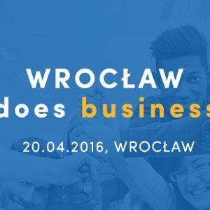 Konferencja: Wrocław Does Business