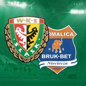 Mecz WKS kontra Termalica Bruk-Bet Nieciecza