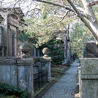 Jüdischer Friedhof an der ul. Ślężna