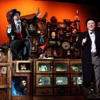 """Teatr lalek """"Magiczny Sklep"""""""