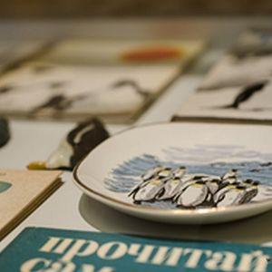 """Wystawa: """"Magiczny świat pingwinów"""""""