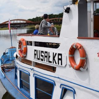 Oder boat rides
