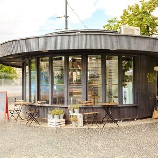 Okrąglak - Etno Cafe