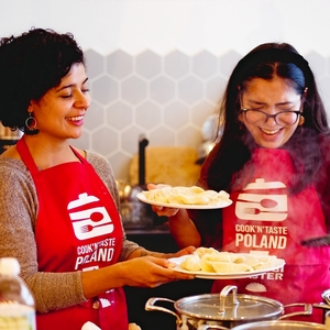Polish Cooking Class in English by Cook'n'Taste Poland