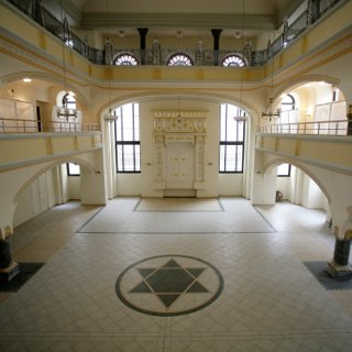 The White Stork Synagogue
