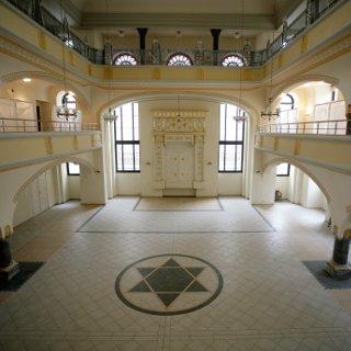 Synagoga Pod Białym Bocianem