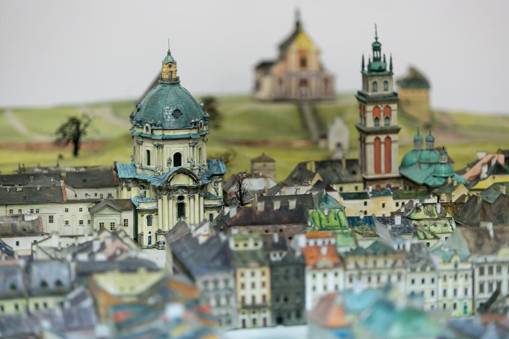 Historic lviv relief panorama visitwroclaw.eu
