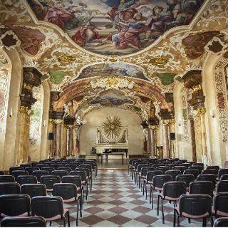 Oratorium Marianum – Czasowo zamknięte dla zwiedzających