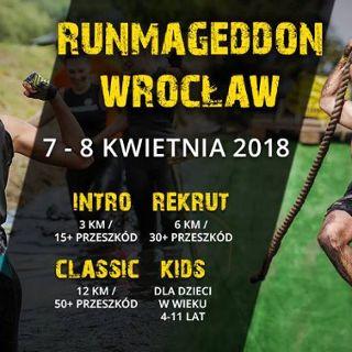 Runmageddon Wrocław 2018