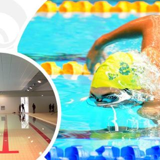 Wielkie otwarcie pływalni The World Games