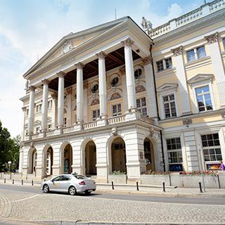 Die Oper von Wrocław