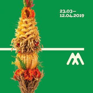 Wystawa: Pisanki i palmy wielkanocne