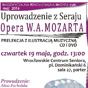 Uprowadzenie z Seraju – opera W.A. Mozarta