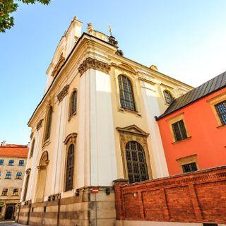 Kościół uniwersytecki pw. Najświętszego Imienia Jezus