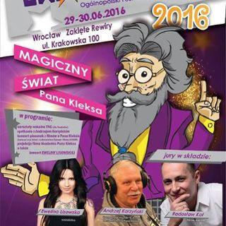 """Ogólnopolski Festiwal Piosenki Dziecięcej """"Gwiazdozbiory"""