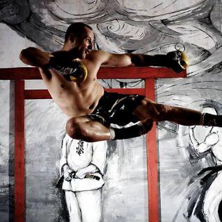 Trenuj z Mistrzem TWG 2017 – Michał Turyński mistrz świata kick-boxingu
