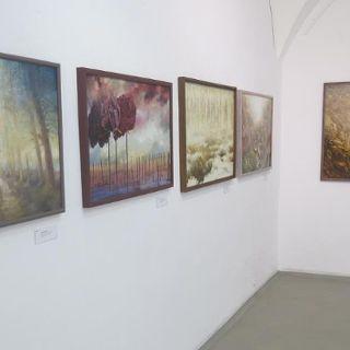 """Wystawa: """"Elewator sztuki"""" w Galerii Miejskiej już otwarta"""