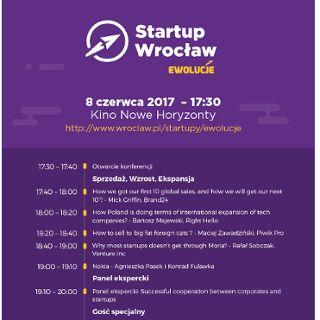 Startup Wrocław: Ewolucje