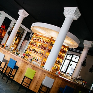 Coctail Bar Max & Dom Whisky