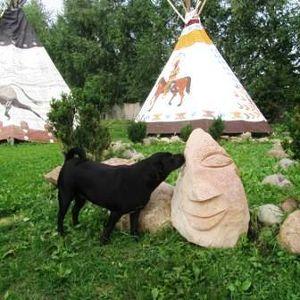 Piknik Rodzinny w Wiosce Indiańskiej Pocahontas