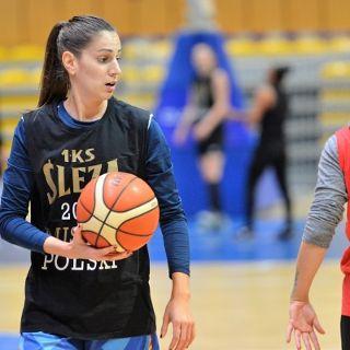 Koszykówka kobiet: Ślęza Wrocław – Enea AZS Poznań