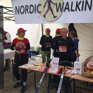 Letni Rajd Nordic Walking 4 Pory Roku - LATO Wrocław, Las Osobowicki